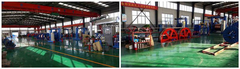 Huadong 6 gauge welding cable factory price list