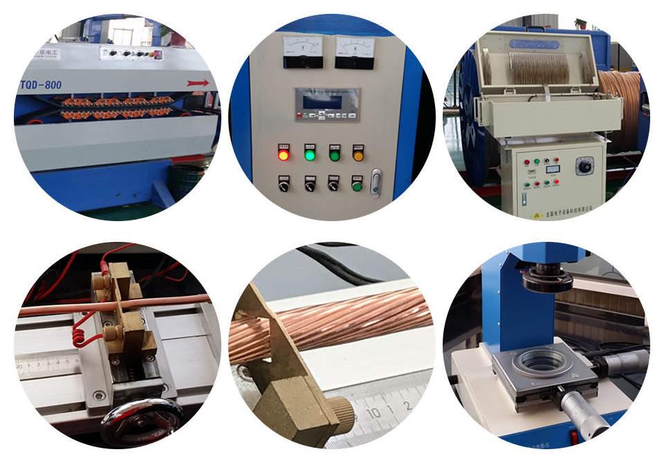 Huadong h07rn cable testing