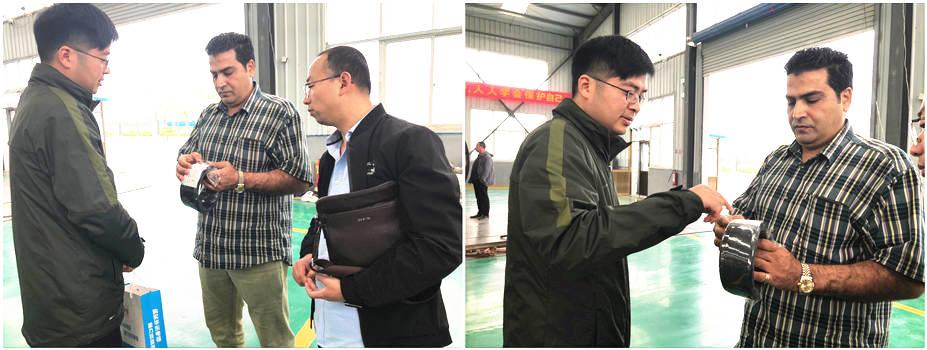Huadong ho7rn cqable customer cases